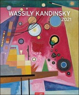 Abbildung von Weingarten | Wassily Kandinsky Edition Kalender 2021 | 2020