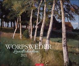 Abbildung von Weingarten | Worpsweder Landschaften 2021 | 2020