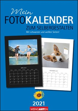 Abbildung von Weingarten   Fotokalender zum Selbergestalten 2021 33 x 23 cm   2020
