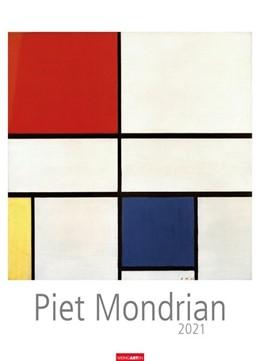 Abbildung von Weingarten | Piet Mondrian - Kalender 2021 | 1. Auflage | 2020 | beck-shop.de