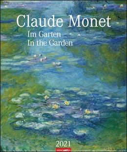 Abbildung von Weingarten | Claude Monet Im Garten - Kalender 2021 | 1. Auflage | 2020 | beck-shop.de