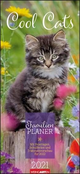 Abbildung von Weingarten   Familienplaner Cool Cats - Kalender 2021   2020