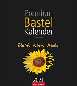 Abbildung von Weingarten | Premium Bastelkalender 2021 Schwarz 24 x 21,5 cm | 1. Auflage | 2020 | beck-shop.de