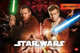 Abbildung von Heye | Star Wars Broschur XL - Kalender 2021 | 1. Auflage | 2020 | beck-shop.de