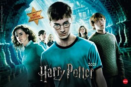 Abbildung von Heye   Harry Potter Broschur XL - Kalender 2021   2020