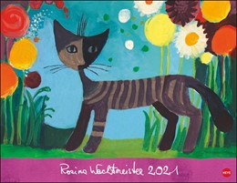 Abbildung von Rosina Wachtmeister Posterkalender 2021 | 1. Auflage | 2020 | beck-shop.de