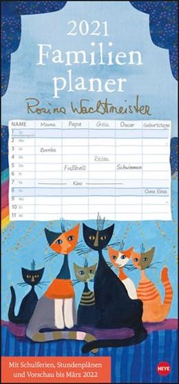 Abbildung von Rosina Wachtmeister Familienplaner 2021 | 1. Auflage | 2020 | beck-shop.de