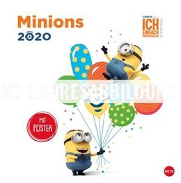 Abbildung von Heye | Minions Broschurkalender 2021 | 2020
