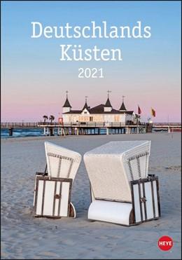Abbildung von Deutschlands Küsten - Kalender 2021 | 2020