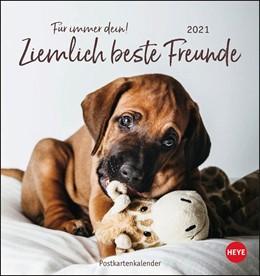 Abbildung von Heye | Ziemlich beste Freunde Postkartenkalender 2021 | 1. Auflage | 2020 | beck-shop.de