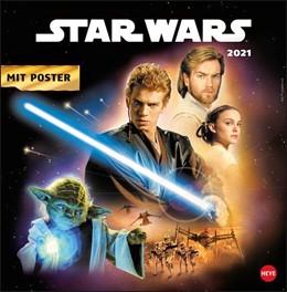 Abbildung von Heye | Star Wars Broschurkalender 2021 | 2020