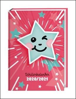 Abbildung von Heye   Pailletten Smiley Schülerkalender A5 - Kalender 2021   2020   17 Monate. Von August bis Deze...
