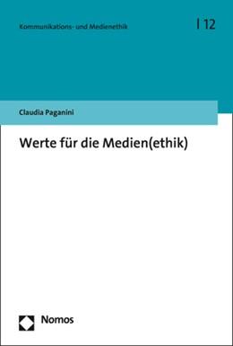 Abbildung von Paganini | Werte für die Medien(ethik) | 1. Auflage | 2020 | 12 | beck-shop.de