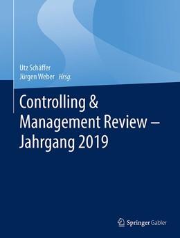 Abbildung von Schäffer / Weber   Controlling & Management Review – Jahrgang 2019   2020