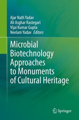 Abbildung von Yadav / Rastegari / Gupta   Microbial Biotechnology Approaches to Monuments of Cultural Heritage   1st ed. 2020   2020