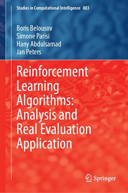 Abbildung von Belousov / Abdulsamad | Reinforcement Learning Algorithms: Analysis and Applications | 1. Auflage | 2021 | 883 | beck-shop.de