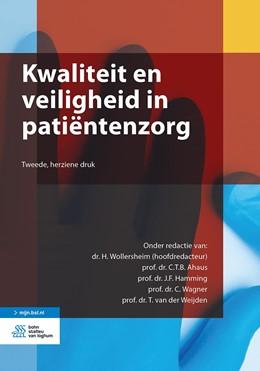 Abbildung von Wollersheim / Ahaus / Hamming / Wagner / van der Weijden   Kwaliteit en veiligheid in patiëntenzorg   2nd ed. 2020   2020