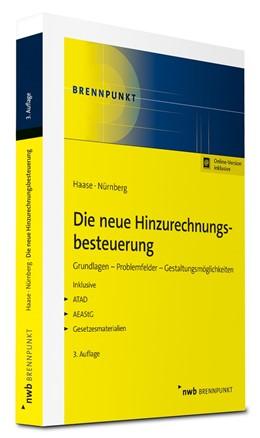 Abbildung von Haase / Nürnberg | Die Hinzurechnungsbesteuerung | 3. Auflage | 2021 | beck-shop.de