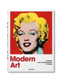 Abbildung von Holzwarth | Modern Art. A History from Impressionism to Today | 2020