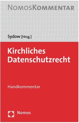 Abbildung von Sydow | Kirchliches Datenschutzrecht | 1. Auflage | 2020 | beck-shop.de