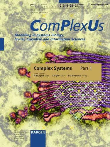 Complex Systems | Bourgine / Képès / Schoenauer, 2006 | Buch (Cover)