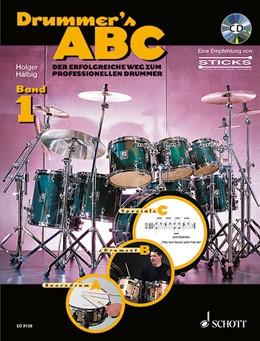Abbildung von Drummer's ABC | 2. Auflage | 2000 | Der erfolgreiche Weg zum profe...