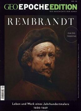Abbildung von Schaper | GEO Epoche Edition / GEO Epoche Edition 20/2019 - Rembrandt | 2020