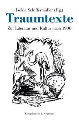 Abbildung von Schiffermüller   Traumtexte   2020   Zur Literatur und Kultur nach ...