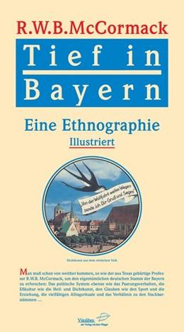 Abbildung von McCormack   Tief in Bayern   2020   Eine Ethnografie