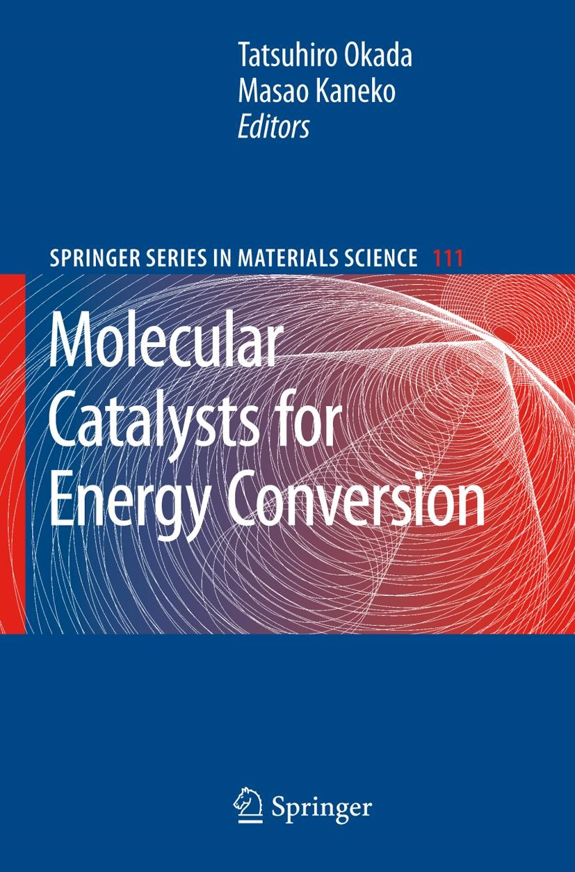 Molecular Catalysts for Energy Conversion | Okada / Kaneko, 2008 | Buch (Cover)