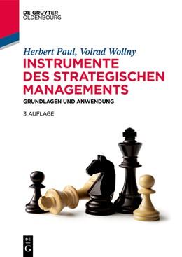 Abbildung von Paul / Wollny | Instrumente des strategischen Managements | 3. Auflage | 2020 | beck-shop.de