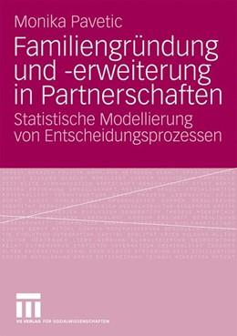 Abbildung von Pavetic | Familiengründung und -erweiterung in Partnerschaften | 2009 | Statistische Modellierung von ...