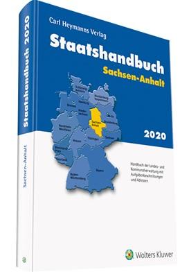 Abbildung von Staatshandbuch Sachsen-Anhalt 2020 | 1. Auflage | 2020 | beck-shop.de