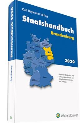 Abbildung von Staatshandbuch Brandenburg 2020 | 1. Auflage | 2020 | beck-shop.de