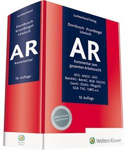 Abbildung von Dornbusch / Krumbiegel | AR - Kommentar | 10. Auflage | 2021 | beck-shop.de