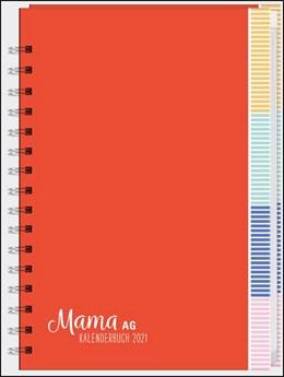 Abbildung von Mama AG Familienplaner Buch A5 2021 | 2020