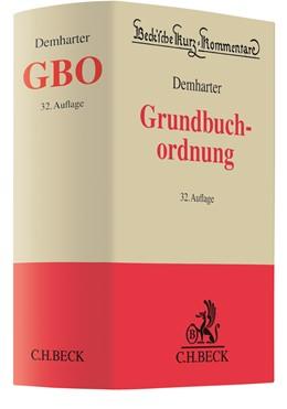 Abbildung von Demharter | Grundbuchordnung: GBO | 32. Auflage | 2021 | mit dem Text der Grundbuchverf... | Band 8