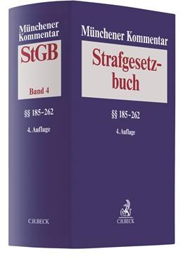 Abbildung von Münchener Kommentar zum Strafgesetzbuch: StGB, Band 4: §§ 185-262 | 4. Auflage | 2021 | beck-shop.de