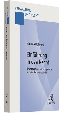 Abbildung von Hütwohl   Einführung in das Recht   2020   Grundzüge des Rechtssystems un...