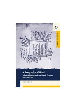 Abbildung von Zehnle | A Geography of Jihad | Erstausgabe | 2020 | Sokoto Jihadism and the Islami... | 37