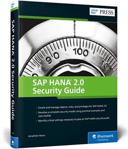 Abbildung von Haun | SAP HANA 2.0 Security Guide | 2. Auflage | 2020 | beck-shop.de