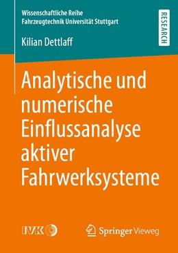 Abbildung von Dettlaff | Analytische und numerische Einflussanalyse aktiver Fahrwerksysteme | 1. Auflage | 2020 | beck-shop.de