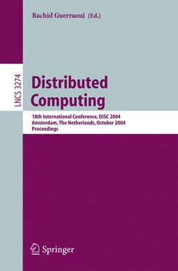 Abbildung von Guerraoui | Distributed Computing | 2004 | 18th International Conference,... | 3274