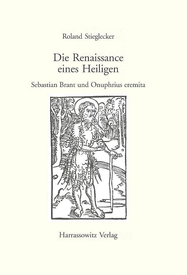 Abbildung von Stieglecker   Die Renaissance eines Heiligen   2001