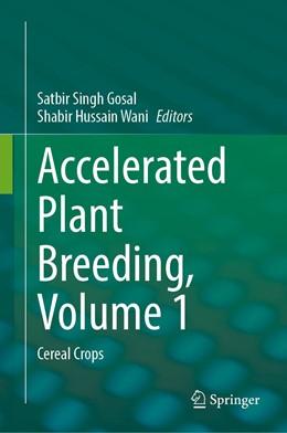 Abbildung von Gosal / Wani | Accelerated Plant Breeding, Volume 1 | 1st ed. 2020 | 2020 | Cereal Crops