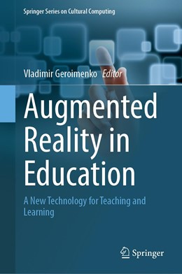 Abbildung von Geroimenko | Augmented Reality in Education | 1st ed. 2020 | 2020 | A New Technology for Teaching ...