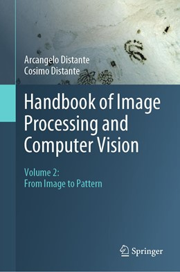 Abbildung von Distante | Handbook of Image Processing and Computer Vision | 1st ed. 2020 | 2020 | Volume 2: From Image to Patter...