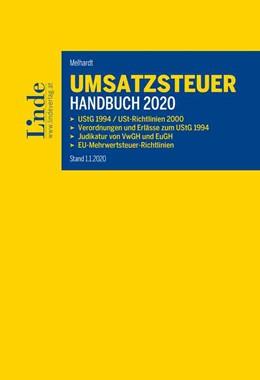 Abbildung von Melhardt | Umsatzsteuer-Handbuch 2020 | 1. Auflage 2020 | 2020 | UStG 1994 / Umsatzsteuerrichtl...