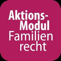 Abbildung von Aktions-Modul Familienrecht | 2020