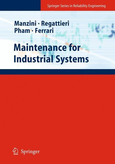 Abbildung von Manzini / Regattieri / Pham | Maintenance for Industrial Systems | 2009